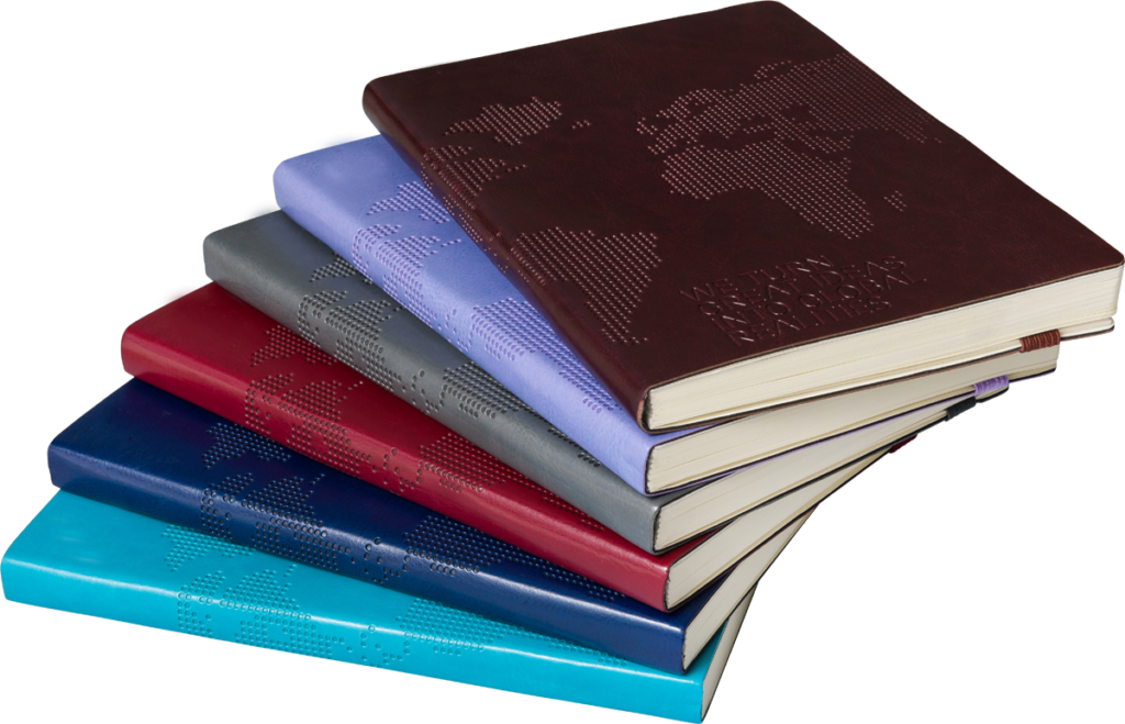 Customised Eco Notebooks