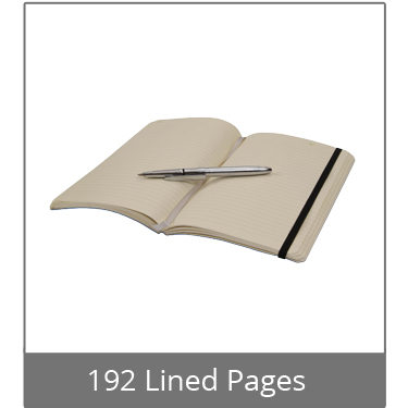 Executive Eco Notebook 192 Lined Pages