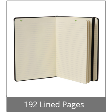 Standard Eco Notebook 192 Lined Pages