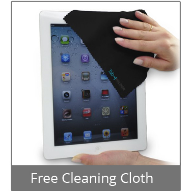 Tablet Holder Included Cleaning Cloth