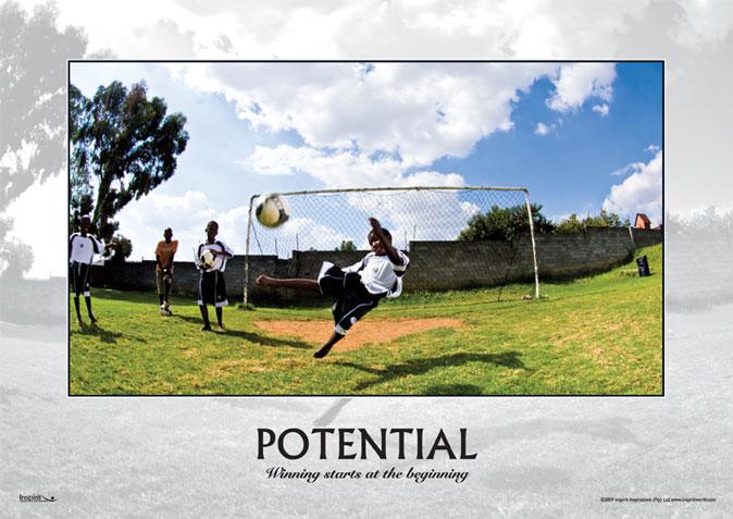 Soccer - Potential