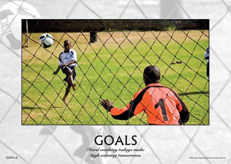 Soccer - Goals