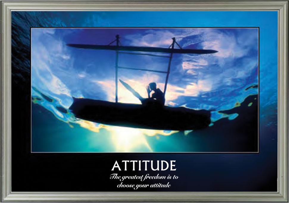 Canoe - Attitude