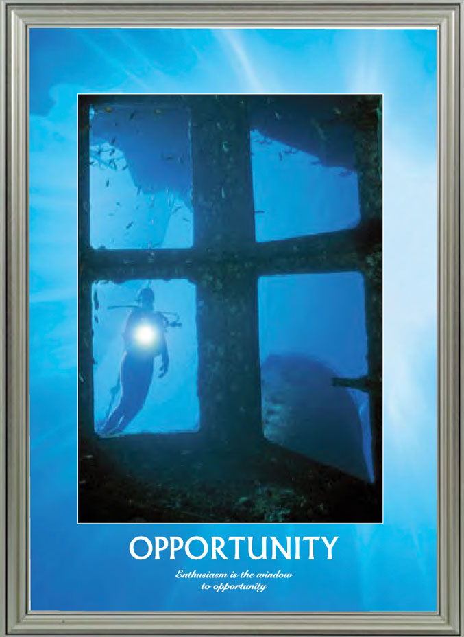Scuba Diving - Opportunity