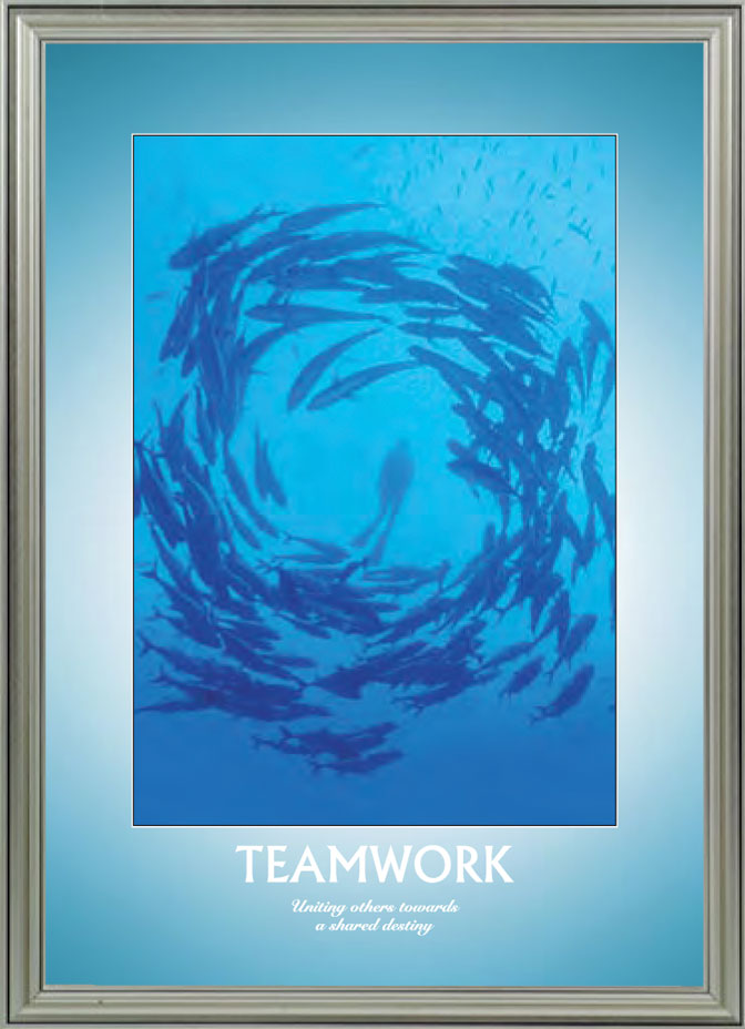Fish - Teamwork
