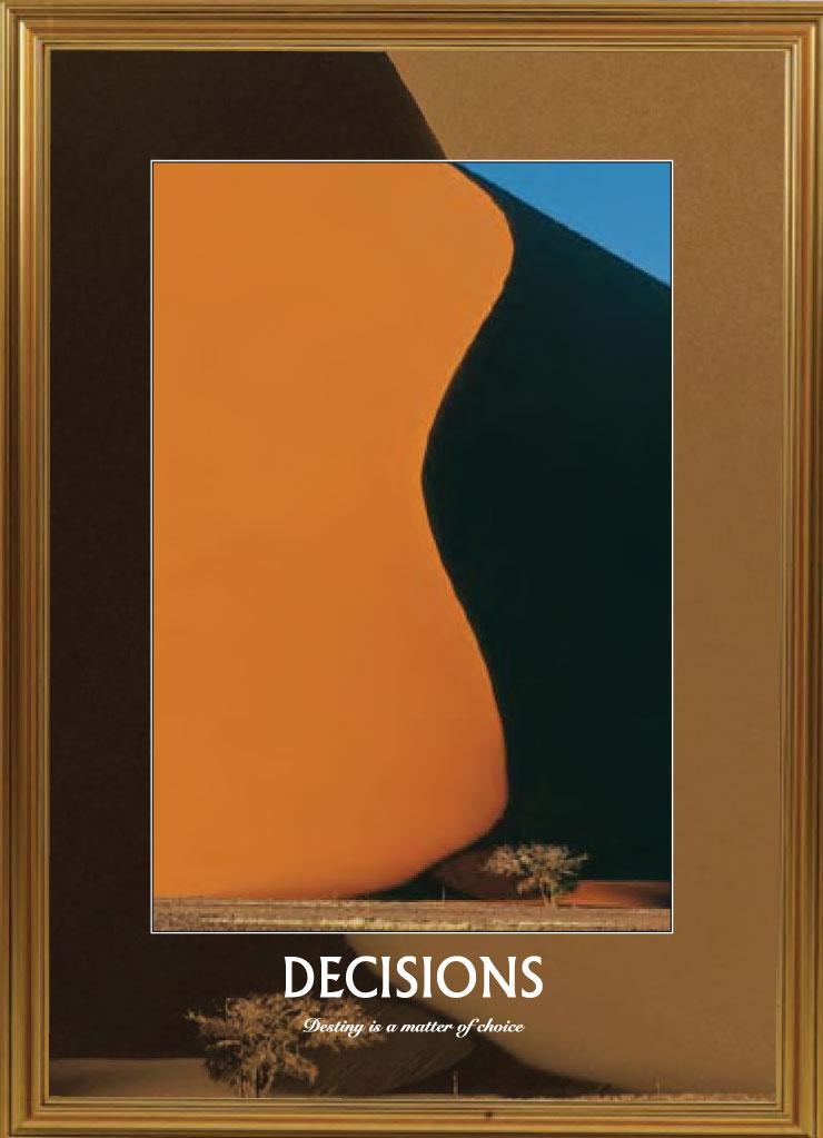 Dune - Decisions