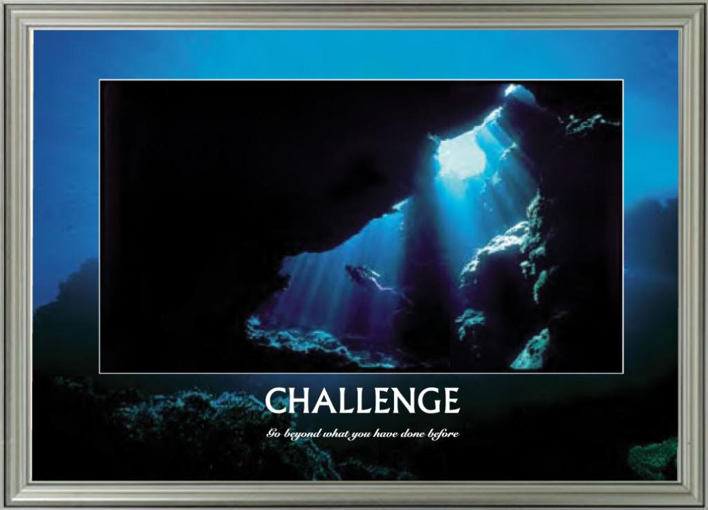Underwater - Challenge