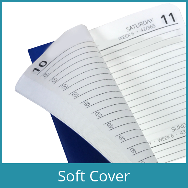 Soft Cover Diary