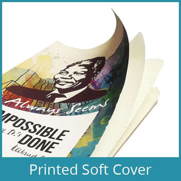 Mandela Rainbow Journal Soft Cover