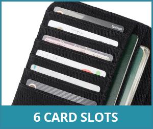 Six Card Slots