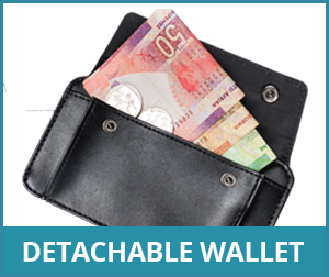 Detachable Wallet