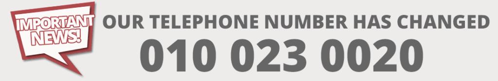 Telephone Banner