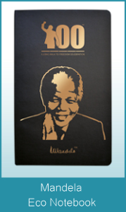Mandela Eco Notebook