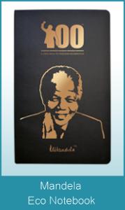 Mandela Eco Notebook