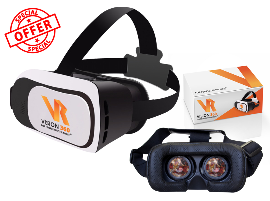 Virtual Reality Headset Special