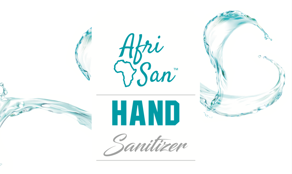 Hand Sanitizer Header