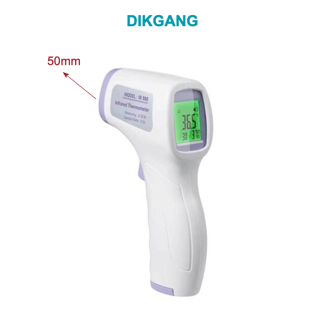 Dikgang Thermometer