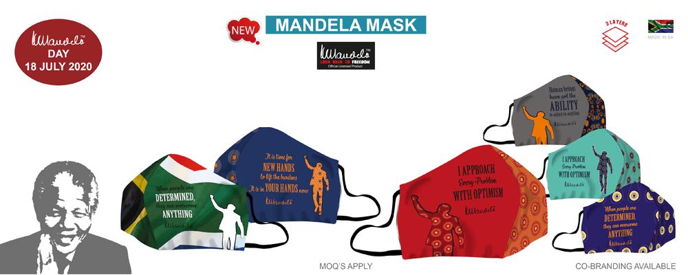 Mandela Masks Only