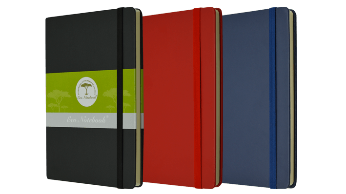 Classic Eco Notebooks