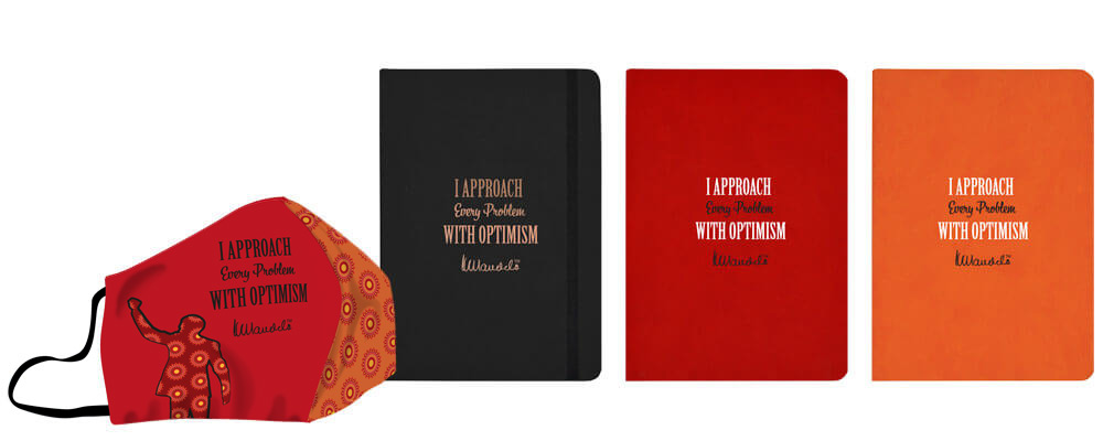 Mandela-day-face-masks-eco-notebooks-optimism-red