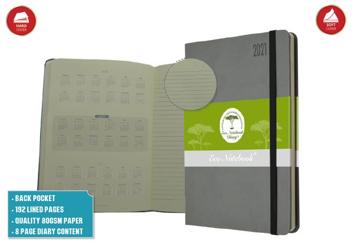 Eco Notebook Diary
