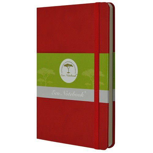 Eco Notebooks A5 Red