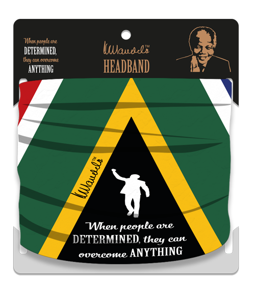 SA Mandela AfriSwhe Headband