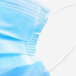 Disposable 3 Ply Surgical Face Mask 1
